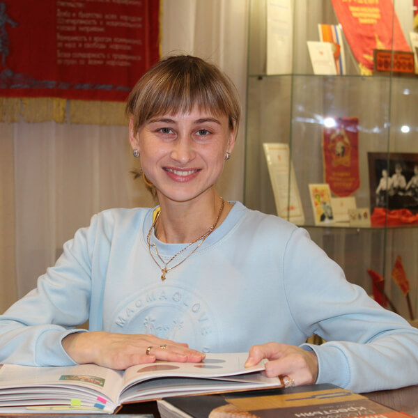 Мутовкина Светлана Юрьевна