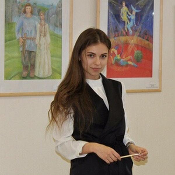 Журавлева Екатерина Викторовна